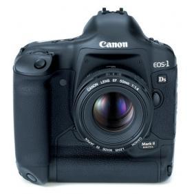 Cheap Canon EOS 1Ds Mark II 16.7MP Digital SLR Camera wholesale
