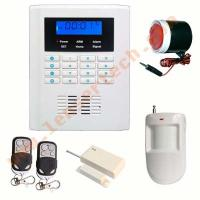 Cheap Diy Type Home GSM Alarm system for sale
