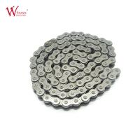 China China Alloy Steel Material Motorcycle Sprocket Chain , Plated 520 Motorcycle Chain Supplier on sale