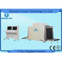 Buy cheap Airport Security Large Opening Size X Ray Baggage Scanner 1000 * 800mm from wholesalers