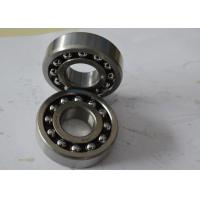 Cheap Chrome Steel Double Row Self Aligning Ball Bearing 20 x 47 x 14 mm Machine Bearing Hardness 58-62HRC for sale