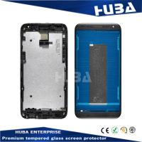 Buy cheap 4.5 Inch HTC Desire 601 Mobile Phone Housing , Cell Phone Front Frame Housing Faceplate from Wholesalers