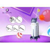 Cheap Home / Clinic CO2 Fractional Laser Machine Skin Resurfacing , Carbon Dioxide Fractional Laser for sale