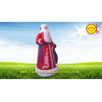 Cheap Santa Claus Holiday Decorations  For  Festival , Yard Holiday Inflatables for sale
