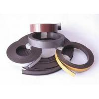 Cheap 4.95 g/ cm3 Permanent Flexible Magnetic Material, Rubber  magnet, Isotropic rubber for sale