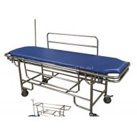 Cheap Stainless Steel Frame Patient Transfer Stretcher With Removable Bed Top Board for sale