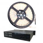 Cheap 8 Port AC100V - 240V 800W DMX LED Controller 16bit Smooth Dimming for sale