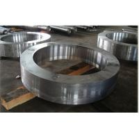 Cheap CNC - Machine Alloy Steel Seamless Rolled Ring Forging for Idler wholesale
