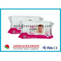 Cheap Facial Wet Tissue For Baby for sale
