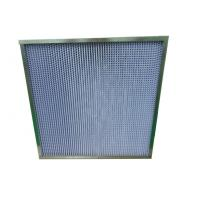 Cheap Indoor Reusable HEPA Air Filter with Big Air Flow and Large Dust Holding for sale