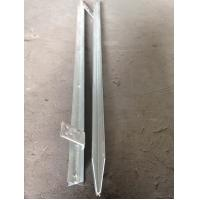 Buy cheap HDG Welding Angle Iron Earth Ground Anchor High Strength Stable Performance from wholesalers