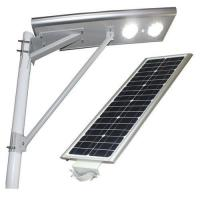 China integrated street lamp outdoor motion mini solar powered panel for led light shell with ip65 on sale
