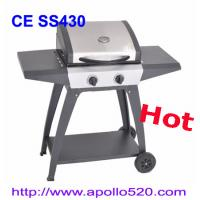 China Freestanding Grills Gas Barbecue 2 burner on sale