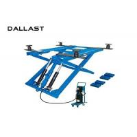 Cheap Scissor Lifts Hydraulic Hoist Cylinder 3 / 4 / 5 Stage ISO9001 Certification for sale