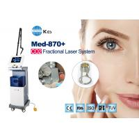 Cheap Skin Resurfacing Laser Equipment Co2 Fractional Laser Scar Acne Removal Machine MED-870+ wholesale