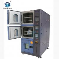 Quality Custom 3 Layer Temperature Humidity Environmental Test Chamber With LCD Touch wholesale