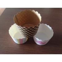 Cheap High Efficiency Ultrasonic Two Side PE Paper Cake Cup Machine for sale