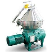 Design capacity 5000-15000L/H Disc Oil centrifuge Separator used animal fat clarification