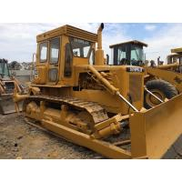 China USA made Second hand Caterpillar D6D with ripper, Shanghai yard on sale