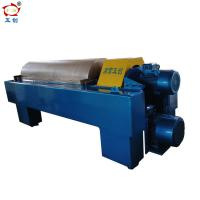 Cheap Horizontal China Decanter Centrifuge Larger Capacity Waste Water Treatment for sale