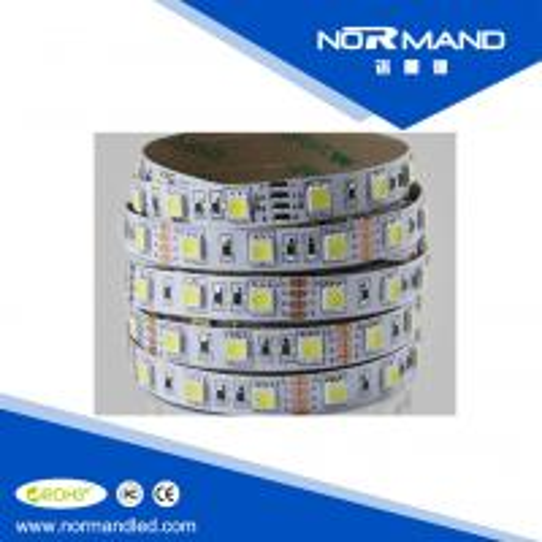 Quality SMD 5050 led strip 60leds/m IP65 waterproof flexible led strip rgb led strip DC12V wholesale