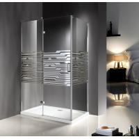Cheap Modern Enclosed Glass 1200 X 800 Shower Enclosures With 5Cm ABS Tray for sale