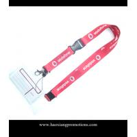 Cheap Cheap Custom pink Lanyard print your logo No Minimum Order With Any Hook for sale