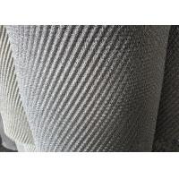 Cheap Demister Pad Material Woven Wire Mesh / Metal Screen Mesh For Vapor - Liquid Separation for sale