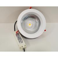 Buy cheap 18W - 30W Good Heat Diffuser COB LED Down Light Aluminum LED Ceiling Lights For from wholesalers
