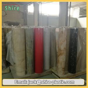 China Giltter Printable Heat Transfer Film Plastic Foil Roll 500M - 1000M Length on sale