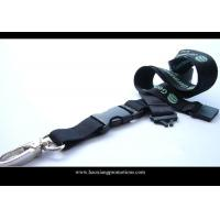 Cheap Heat transfers printing lanyard with buckle release no minimum order for sale