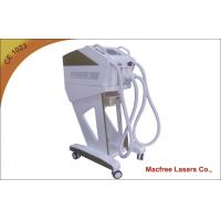 Cheap 3 in 1 Laser E-Light IPL RF Machine For Speckle / Pigment Removal for sale