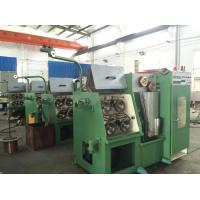 China Steel Plate Welded Frame Cu Wire Drawing Machine With Electrical Control System on sale