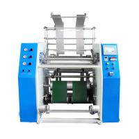 Cheap High Performance Stretch Film Winding Machine 500 Mm Automatic Roll Change for sale