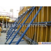 Scaffolding Wall Shuttering SystemPush Pull Prop Supporting Wall Formwork