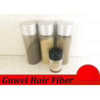 Quality Ash Brown Hazel Brown Hair Building Fiber For Hair Fuller And Thicker 3g-30g wholesale