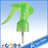 China Chemical resistant trigger sprayer 28 410 with foam and mist spray on sale