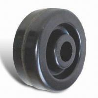 Cheap Caster, with 100 and 125mm Diameter, Capable of Taking Shock Loads for sale