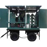 Cheap High Vacuum Oil Purifier & Transformer Dry-out System for sale