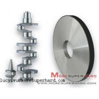 Cheap CBN Grinding Wheel For Crankshaft lucy.wu@moresuperhard.com for sale