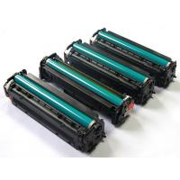 Cheap CE410A CE411A Compatible Printer Cartridges HP 305A With 2200 / 2600 Pages Yeild for sale