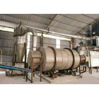 Cheap High Efficiency Quartz Sand Dryer Machine , Sand Drying Equipment for sale