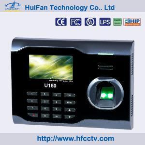 Cheap Web Based Fingerprint Time Attendance Suport External Printer (HF-U160) for sale
