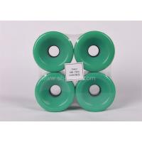 Buy cheap pu wheels for skate board 74*52 high quality pu pulley for skateboard from wholesalers
