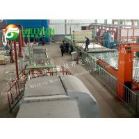 China High Capacity Mineral Fiber Ceiling Tiles Production Line 5 To 30 Million Sqm on sale
