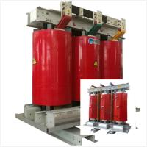 China Cast Resin Dry Type Transformer Self Extinguishing 11kV - 1000kVA on sale