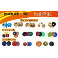 Cheap Alloy Material Diamond Blade Cup Wheel Polishing Pads For Concrete And Terrazzo for sale