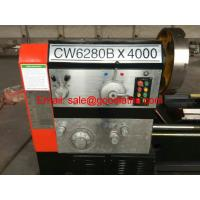 Cheap CW6280 Gap bed Universal Lathe Machine for sale