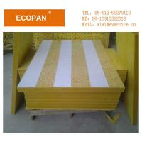 Eco friendly fiberglass reinforced wall panel perforative for Eco friendly house insulation