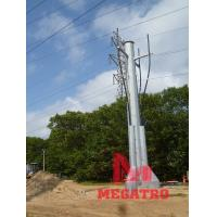 Cheap 66KV Terminal pole for sale